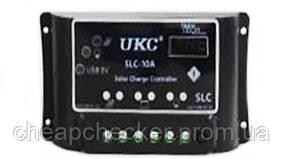 Контроллер для Солнечных Установок Solar 10 A