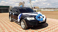 Украшение для свадебной машины 044