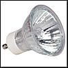 Лампа галогенная DELUX 10007790 GU-10 230V 75W