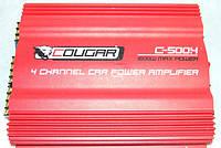 Автомобильный Усилитель CAR AMP 500 4