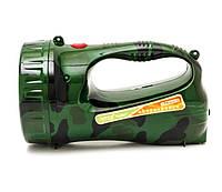 Бытовой переносной аккумуляторный фонарь YJ-2803 ручной, Хит продаж