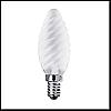 Лампа накаливания свеча (шишка) ELECTRUM A-IC-0023 60W E14 Мт