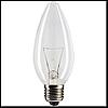 Philips _10018534 Лампа ДС (Декоративная Свеча) В35 230В 40Вт Е27 прозрачная