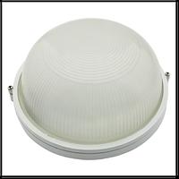220 Светильник сауна LED-WPE-10W 170mm aluminium 6500K IP44 круг белый