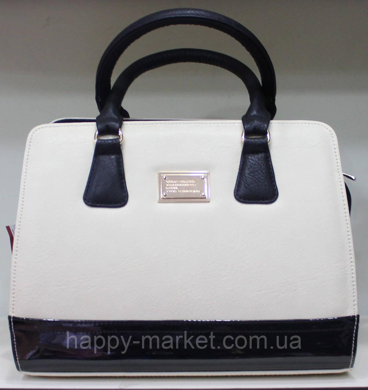 Сумка женская классическая каркасная Fashion  17-1426-16