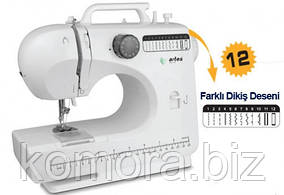 Портативная Швейная Машинка 506 12 Типов Строчки с Ножной Педалью