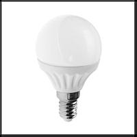 Лампа светодиодная Luxel G45 051-H 3W E14