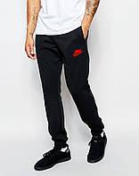 Модные спортивные штаны Nike Найк черные