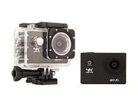Экшн камера 4K SJ8000+ wi-fi