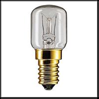 Philips 10019064 Лампа накаливания T25 230В 15Вт E14 -20*С холодильник
