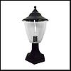 Светильник парковый НГ01 60Вт чёрный