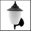 Светильник парковый НС01 60Вт черный
