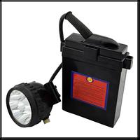 Фонарь на каску шахтерский светодиодный TM-866 2 режима аккумуляторный
