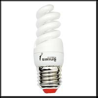Лампа энергосберегающая SIRIUS. КЛЛ 1-CFL-9-231 E27