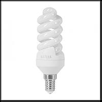 Лампа энергосберегающая. LUXEL 103-N 11 W E-14