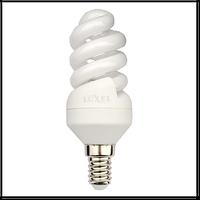 Лампа энергосберегающая LUXEL 102-N 9 W E-14