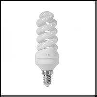 Лампа энергосберегающая LUXEL 104-С 13 W E-14