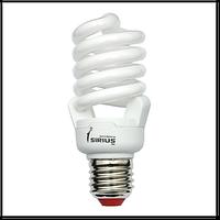 Лампа энергосберегающая SIRIUS. КЛЛ 1-CFL-20-215 E27