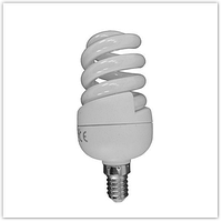 Лампа энергосберегающая LUXEL 108-N 15 W E-14
