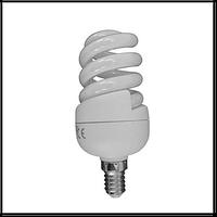 Лампа энергосберегающая LUXEL 108-С 15 W E-14