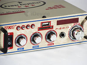 Усилитель звука UKC SN-909AC, фото 2