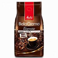 Кофе в зернах Melitta BellaCrema Espresso 100% Arabica 1000g Германия.