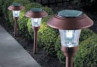 Садовые фонари – имидж вашего загородного дома