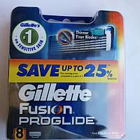 Gillette Fusion ProGlide кассеты для бритья (6 шт.) (Жиллет Фьюжин Проглайд)