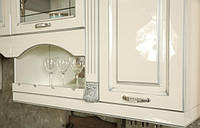 кухни белые мдф с патиной фото 59