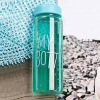 Цветные бутылки для напитков My Bottle + чехол, фото 1
