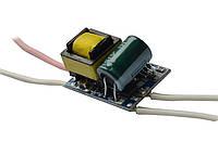Драйвер светодиода LD 4-5x1Вт 350мА 220В