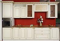 кухни белые мдф с патиной фото 63