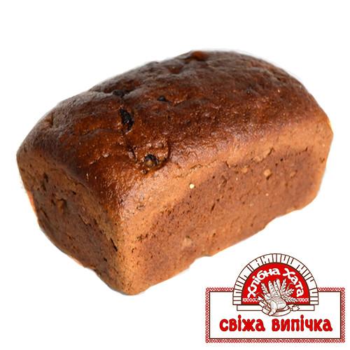 Хліб Сільський житній з цибулею