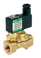 Клапан электромагнитный ODE непрямого действия НЗ, DN15, Kvs l/min 45