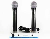 Радиосистема DM 744 Микрофон 2 шт Радиомикрофон