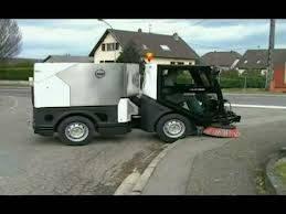 Коммунальная машина Nilfisk City Ranger 3500