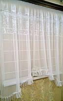 Тюль-арка для кухонного окна , фото 3