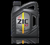Моторное масло ZIC X7 LS 10W - 30 4л.(Ю.Корея).