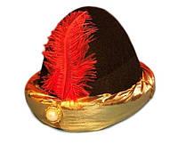 Карнавальная Шляпа Головной Убор Султана для Вечеринки