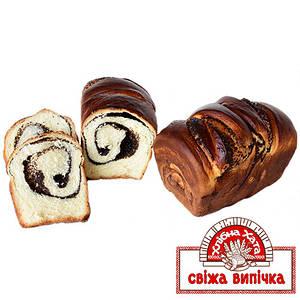 Хлебец сладкий с маком