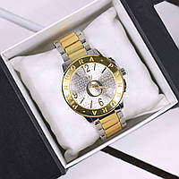 Часы женские наручные Pandora №1 золото с серебром, магазин наручных часов