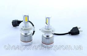 Светодиодные Лампы UKC Car Led H4 для Автомобиля 33W 3000LM 5000K