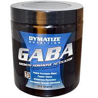 Dymatize Nutrition, ГАМК, активатор гормона роста, 111 г