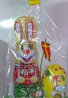 Пасхальный заяц с подарком 80 г