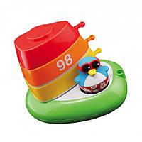 """Игрушка для ванны """"Пингвинчик на лодочках"""", Water Fun"""