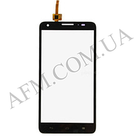 Сенсор (Touch screen) Huawei G750 Honor 3X черный