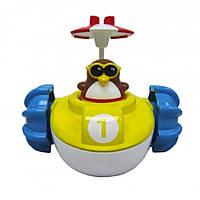 """Игрушка для ванны """"Пингвинчик на водном велосипеде"""", Water Fun"""