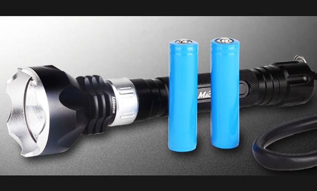 Аккумуляторы для фонарей