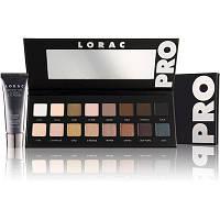 Палетка теней Lorac  Pro Palette + праймер под тени
