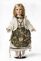 Фарфоровая кукла Камилла